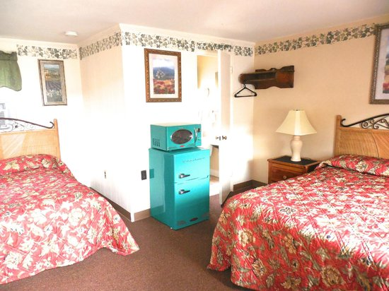 Boulevard Motel : Small Family room