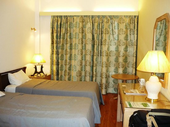 BEST WESTERN Candia Hotel: Двухместный номер