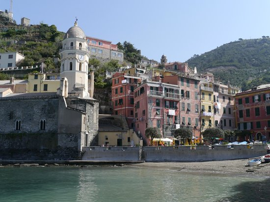 Tuscany Car Tours: Vernazza