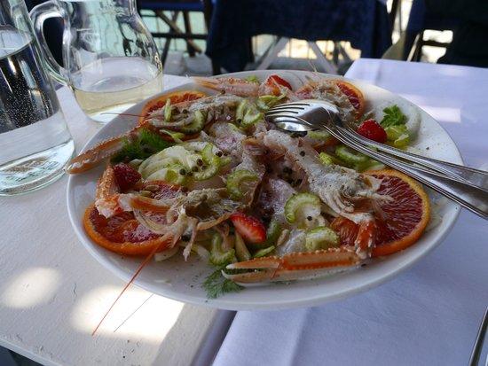 Tuscany Car Tours: Ristorante Belforte, Vernazza