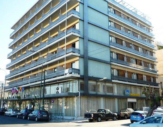 BEST WESTERN Candia Hotel: Отель Candia