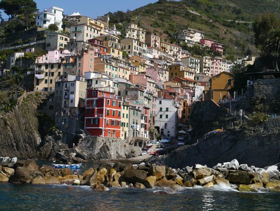 Tuscany Car Tours: Manarola