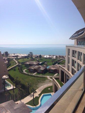 Hotel Riu Kaya Palazzo: View