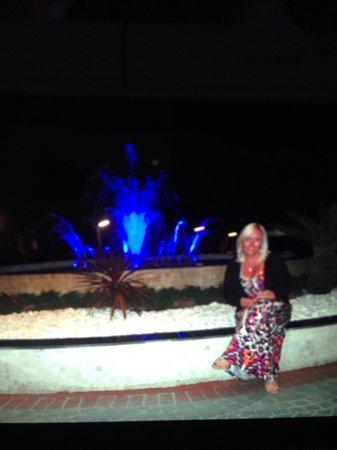 Kaya Palazzo Golf Resort: Front of hotel