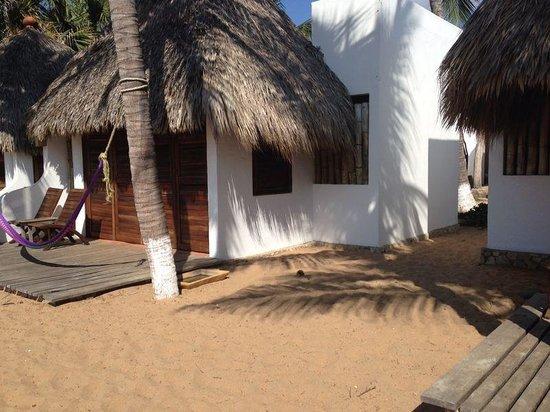 Un Sueno, Cabanas Del Pacifico: Our Room