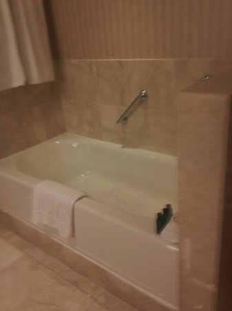 Sofitel Chicago Magnificent Mile: separate bathtub