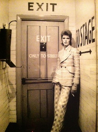 Museum of Image and Sound: David Bowie