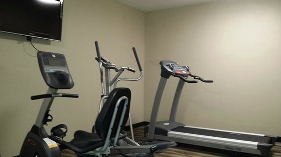 Wingfield Inn: Exercise Room