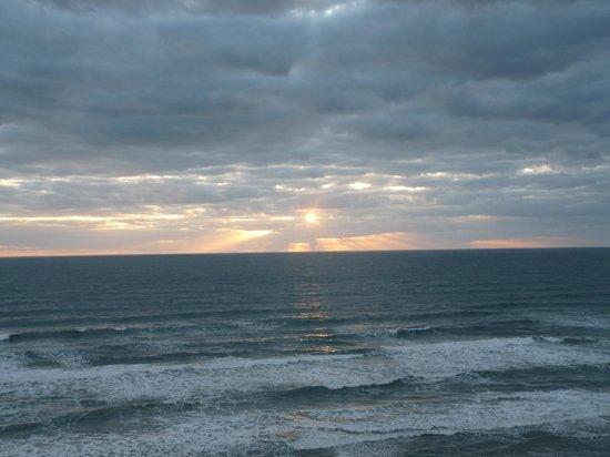 Beach at Daytona Beach : 2012 Easter Sunrise