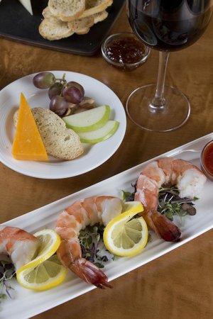 The Golden Lamb Restaurant: Chilled Shrimp