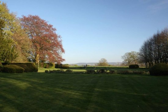 Long Crendon Manor: views