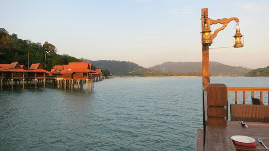 Berjaya Langkawi Resort - Malaysia : Nice view at sea