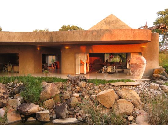 Sabi Sabi Earth Lodge : hotel