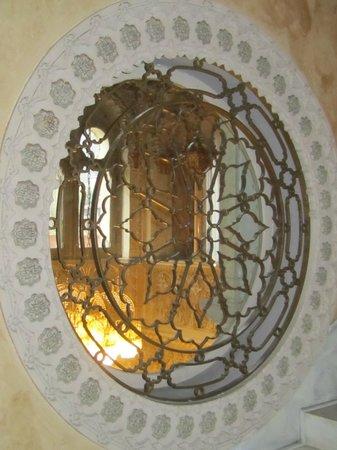 Villa Crespi : interno