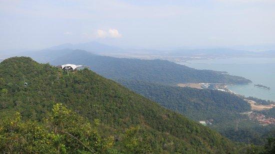 Berjaya Langkawi Resort - Malaysia: FRom the hill top
