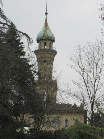 Villa Crespi : la villa