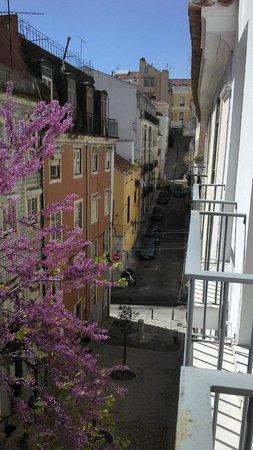 Orange 3 House B&B & Apartments: vue depuis la chambre
