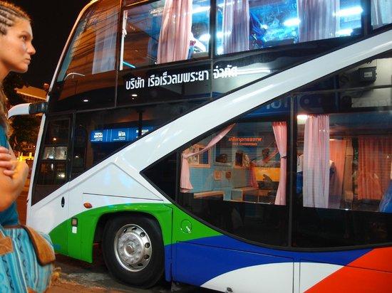 Lomprayah High Speed Catamaran: Bus