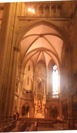 Cathedral of St Peter's : Kuppel innen.