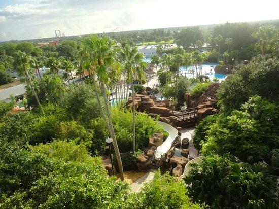 Adventure Island : Desde el Interior del Parque...