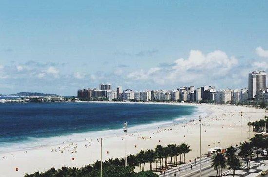Belmond Copacabana Palace: La vista increíble de la bahía de Copacabana desde la habitacion