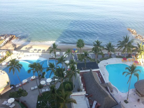 Sunset Plaza Beach Resort & Spa: vista piso 14