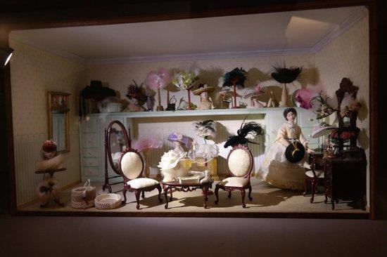 Micromundi-Museu de Miniatures i Microminiatures: Primera sala