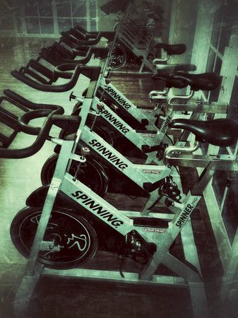 The Ritz-Carlton Key Biscayne, Miami: Gym ready for spin class