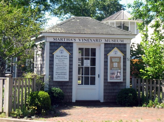 ‪Martha's Vineyard Museum‬