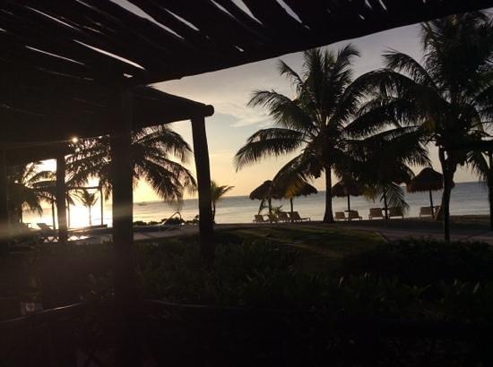 PavoReal Beach Resort Tulum: vista dalla junior suite