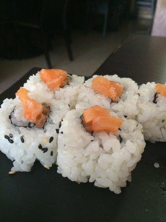 Zen Garden 3: Spicy salmon something something