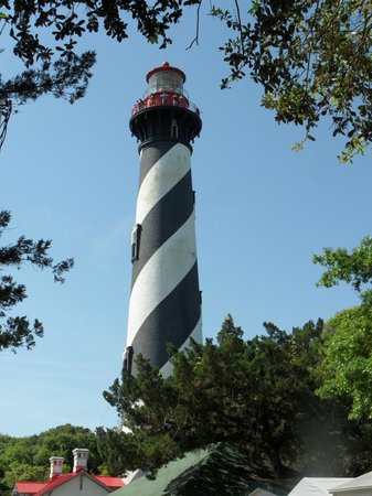 St. Augustine Lighthouse & Maritime Museum: Beautiful structure