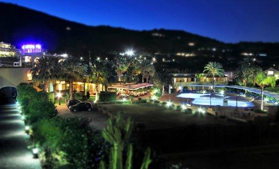 Hotel Aktea: modalità notturna