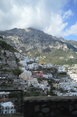 Positano Travelling: seaside towns