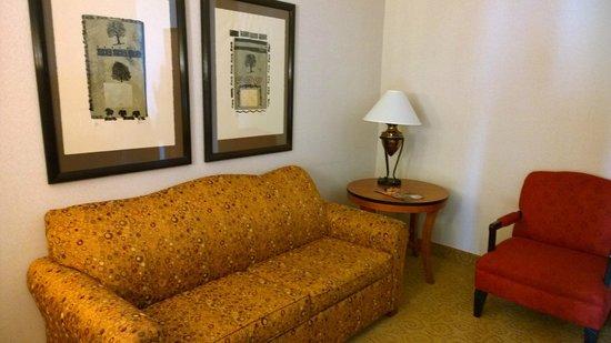 Radisson on John Deere Commons: Living room