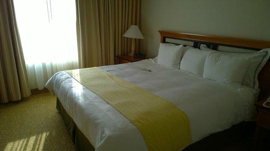 Radisson on John Deere Commons: King bed