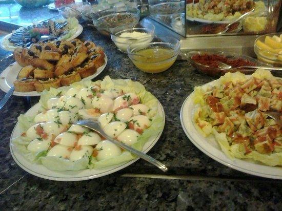 El Hana Palace Caruso Hotel : Dinner
