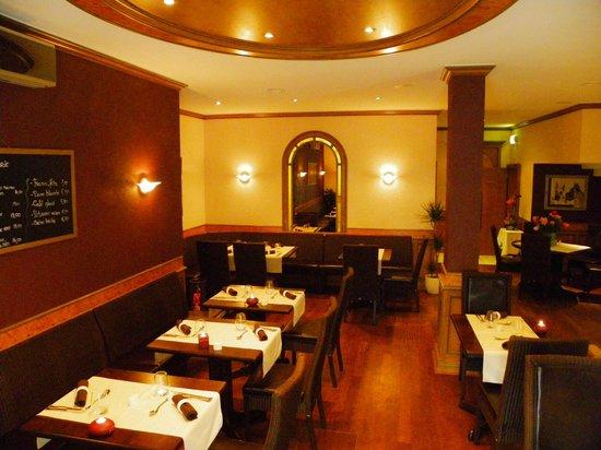 Weidendall Auberge -  Restaurant: La brasserie