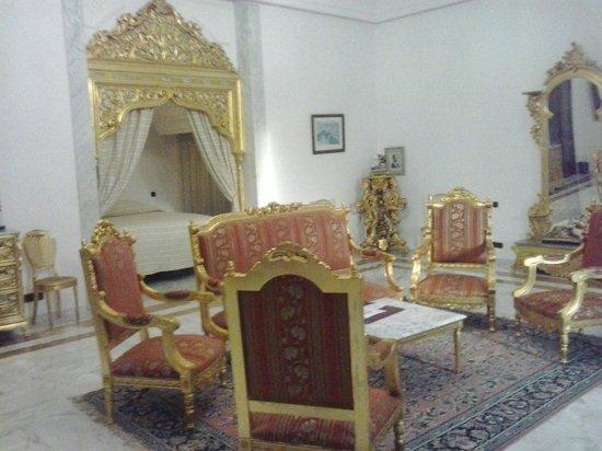 El Hana Palace Caruso Hotel : Princess suite
