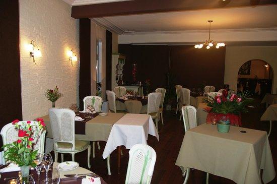 Weidendall Auberge -  Restaurant: Le restaurant