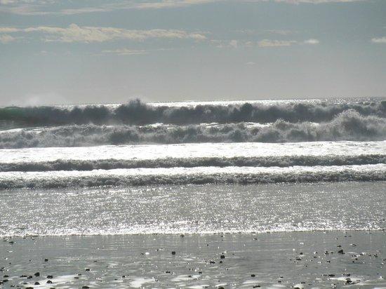 Taghazout Beach : magnifiques vagues