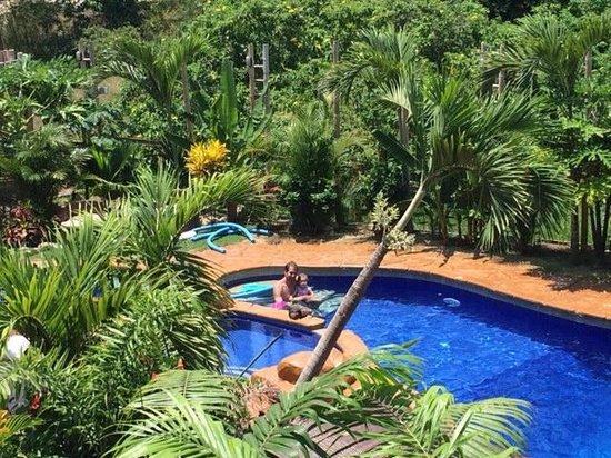 ME Hotel in Montanita Estates : Pool Day