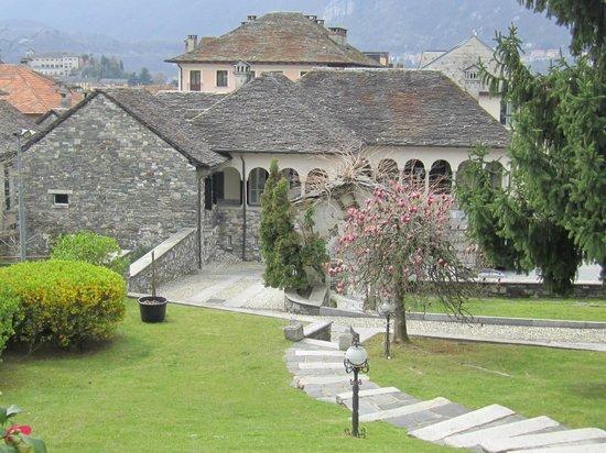 San Rocco Hotel: giardino