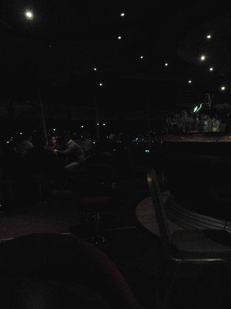 The Panoramic Bar & Restaurant : Interno del Bar