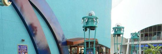 Disney Springs : Pic near House of Blues