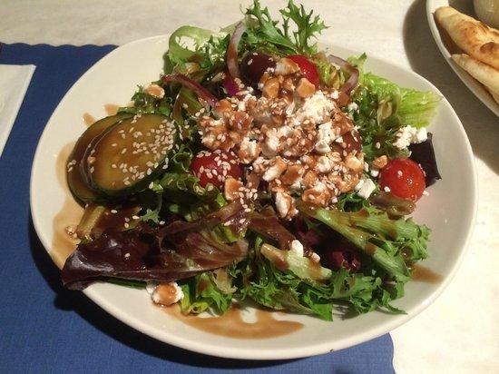 The Greek: Side salad
