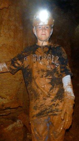Hurricane River Cave : Wild Cave Tour