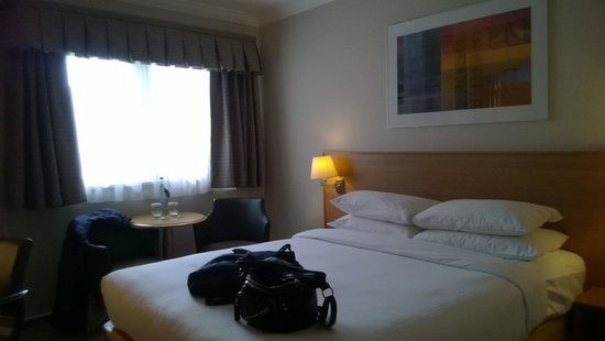 Hilton London Stansted Airport: Room
