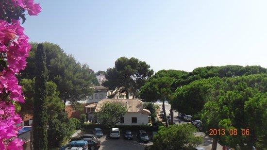 S'Agaro Hotel: view
