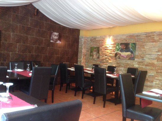 Restaurante Classica Gourmet: Comedor